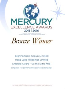 MERCURY Awards 2015/16