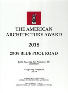 The American Architecture Award