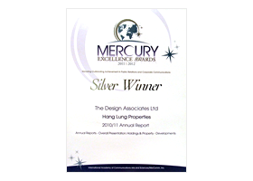 Silver Winner – Annual Reports – Overall Presentation: Holdings & Property – Developments